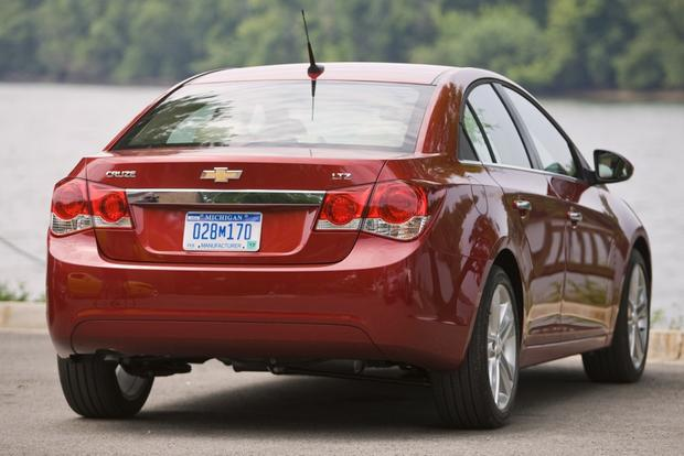 2012 Chevrolet Cruze: Used Car Review featured image large thumb4