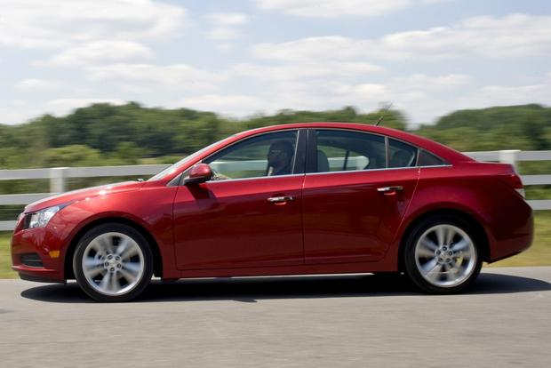 2012 Chevrolet Cruze: Used Car Review featured image large thumb1