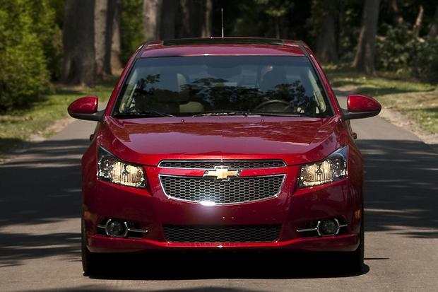 2012 Chevrolet Cruze: Used Car Review featured image large thumb0