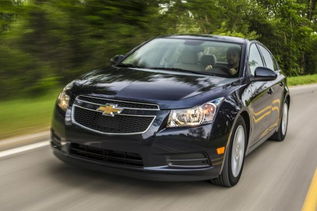 2014 Chevrolet Cruze: Used Car Review - Autotrader