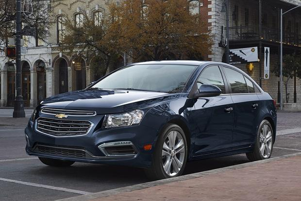 Chevy Cruze Coupe 2015 Chevrolet Cruze: New Car Review - Autotrader