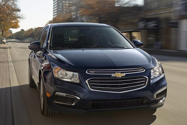 2015 Chevrolet Cruze: Used Car Review