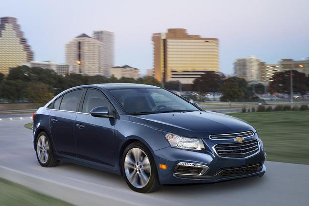 2015 Chevrolet Cruze: Used Car Review featured image large thumb2