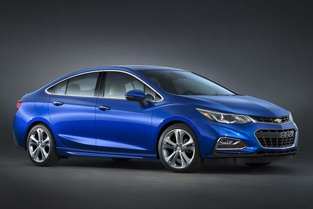 2015 vs. 2016 Chevrolet Cruze: What's the Difference?