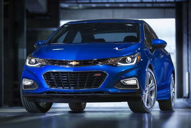 2016 Chevrolet Cruze: First Drive Review