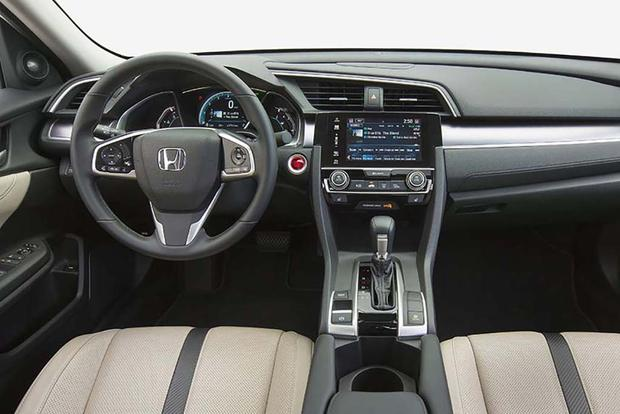 2016 Honda Civic vs. 2016 Chevrolet Cruze: Which Is Better? featured image large thumb7