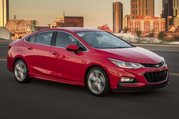 2016 Chevrolet Cruze: Real World Review