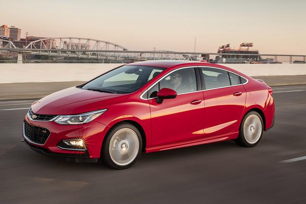 The Chevy Cruze Is The Best Compact Car You Can Buy