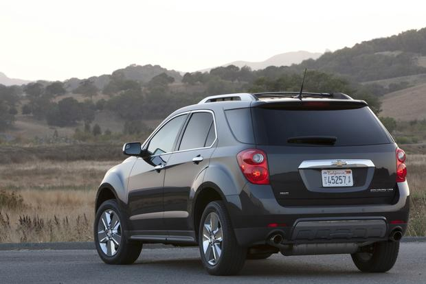 2010 2013 chevrolet equinox used car review autotrader