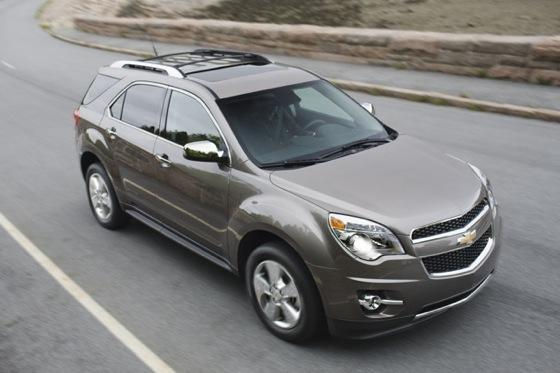 2013 Chevrolet Equinox: New Car Review featured image large thumb0