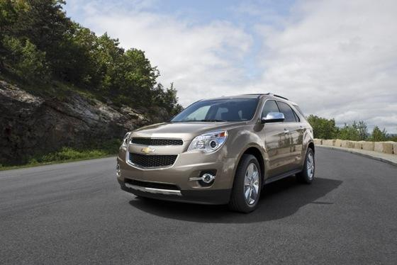 2013 Chevrolet Equinox: New Car Review featured image large thumb3