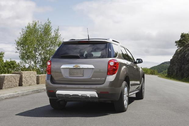 2015 Chevrolet Equinox: New Car Review featured image large thumb0
