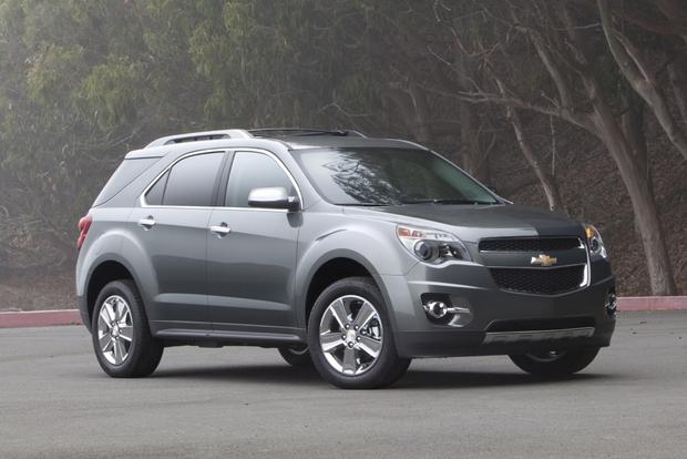 2014 chevrolet equinox new car review autotradercom Car Pictures