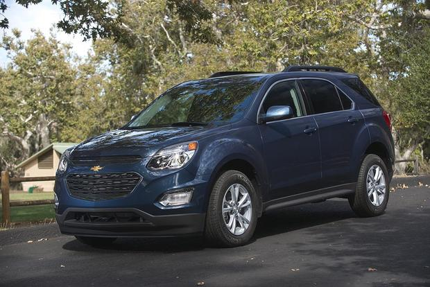 2016 Chevrolet Equinox: New Car Review featured image large thumb0