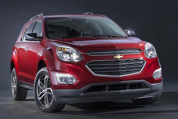 2016 Chevrolet Equinox: New Car Review featured image large thumb2