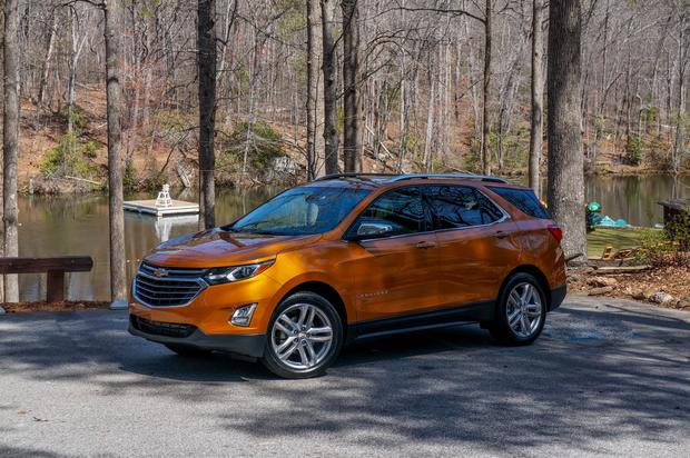 2018 Chevrolet Equinox: First Drive Review