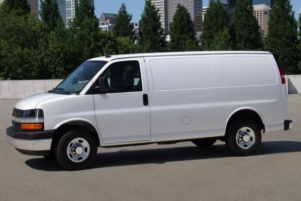 2013 Chevrolet Express 1500: New Car Review featured image large thumb3