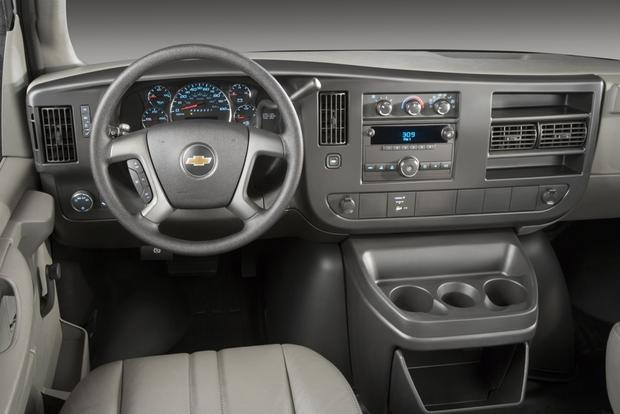 2014 Chevrolet Express 1500: New Car Review featured image large thumb4