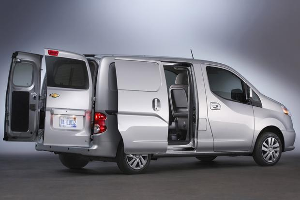2015 Chevrolet City Express: New Car Review featured image large thumb0