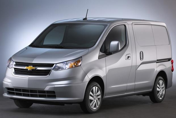 2015 Chevrolet City Express: New Car Review featured image large thumb1