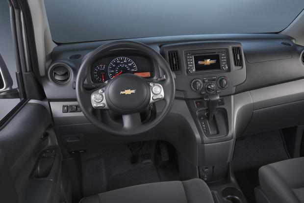 2015 Chevrolet City Express: New Car Review featured image large thumb3