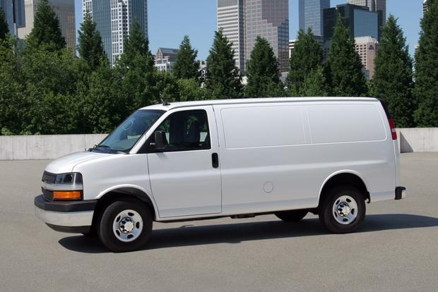 2012 Chevrolet Express 2500: New Car Review featured image large thumb1
