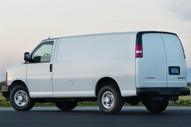 2012 Chevrolet Express 2500: New Car Review featured image large thumb2