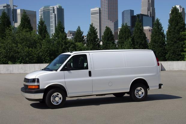 2013 Chevrolet Express 3500: New Car Review featured image large thumb4