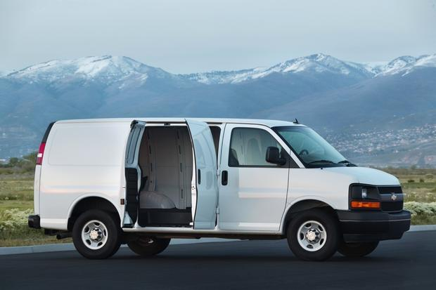 b21477fd5f 2014 Chevrolet Express Cargo  Overview - Autotrader