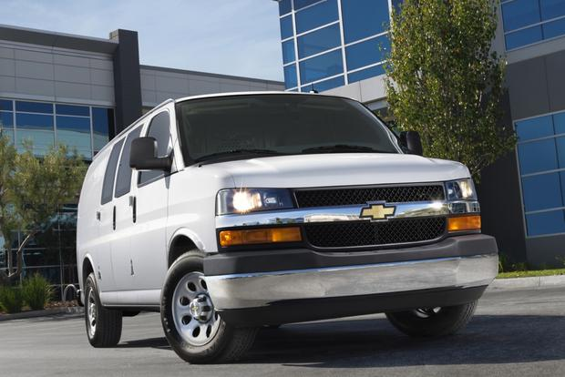 2015 chevrolet express 2500 new car review autotrader. Black Bedroom Furniture Sets. Home Design Ideas