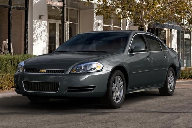 2013 Chevrolet Impala: New Car Review featured image large thumb0