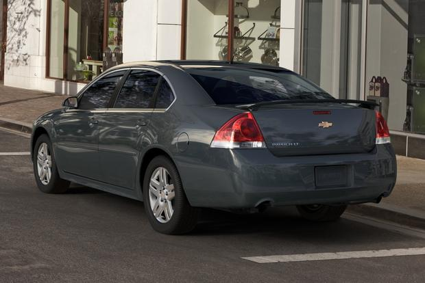 2013 Chevrolet Impala: New Car Review featured image large thumb1