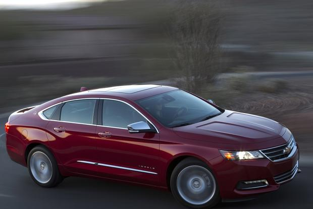 2014 Chevrolet Impala: New vs. Old featured image large thumb0