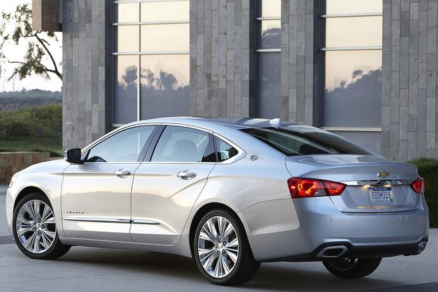 2014 Chevrolet Impala: New vs. Old featured image large thumb8