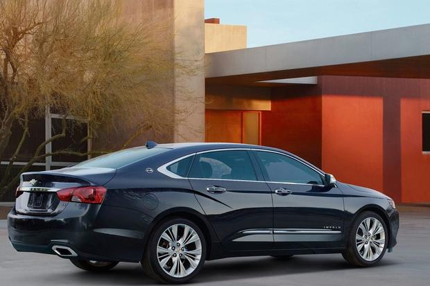 2014 Chevrolet Impala: New vs. Old featured image large thumb2