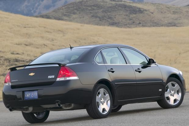 2014 Chevrolet Impala: New vs. Old featured image large thumb3