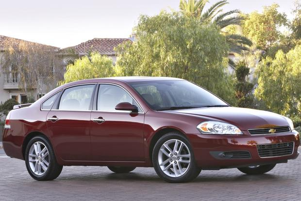 2014 Chevrolet Impala New Vs Old Autotrader