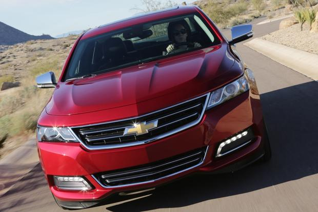 2015 Chevrolet Impala: New Car Review featured image large thumb2