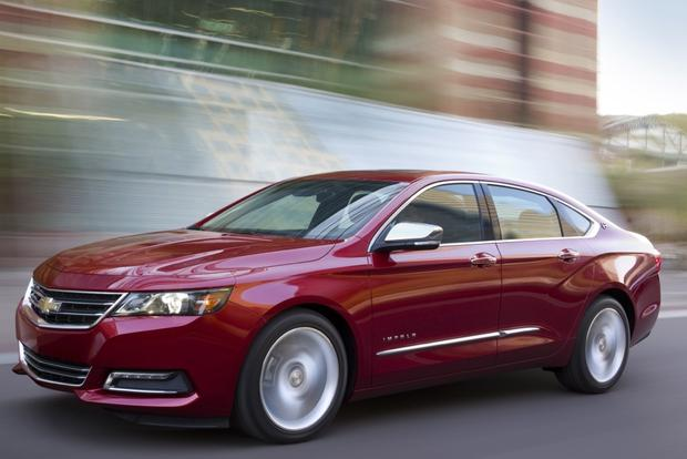 New Car Review. 2015 Chevrolet Impala: ...