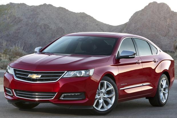 2015 chevrolet impala new car review autotrader. Black Bedroom Furniture Sets. Home Design Ideas
