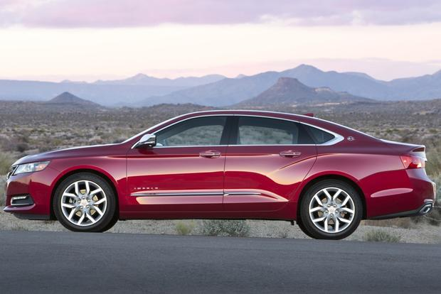 2015 Chevrolet Impala: New Car Review featured image large thumb3