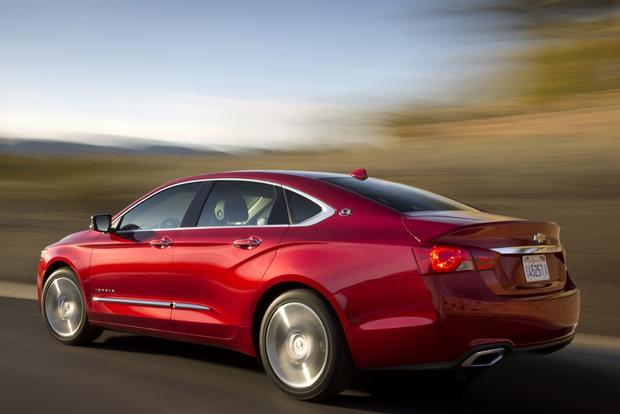 2015 Chevrolet Impala: New Car Review featured image large thumb4