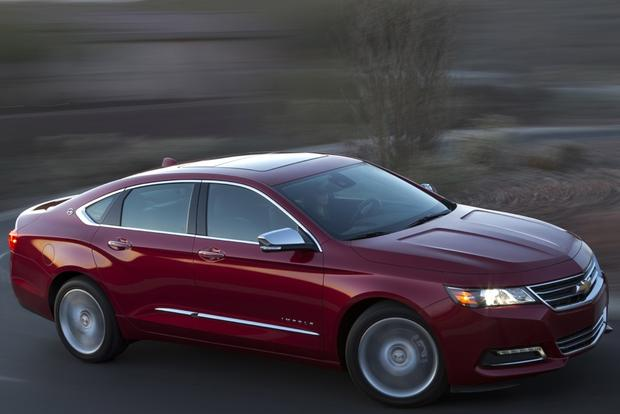 2015 Chevrolet Impala: Used Car Review