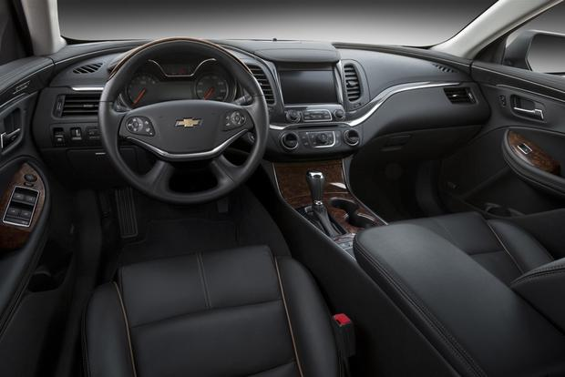 Swell 2014 Chevrolet Impala New Car Review Autotrader Inzonedesignstudio Interior Chair Design Inzonedesignstudiocom