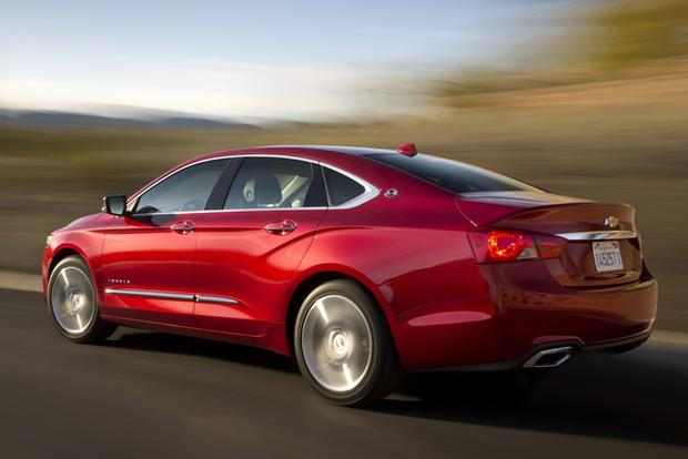 2014 Chevrolet Impala vs. 2014 Ford Taurus: Which is Better? featured image large thumb1
