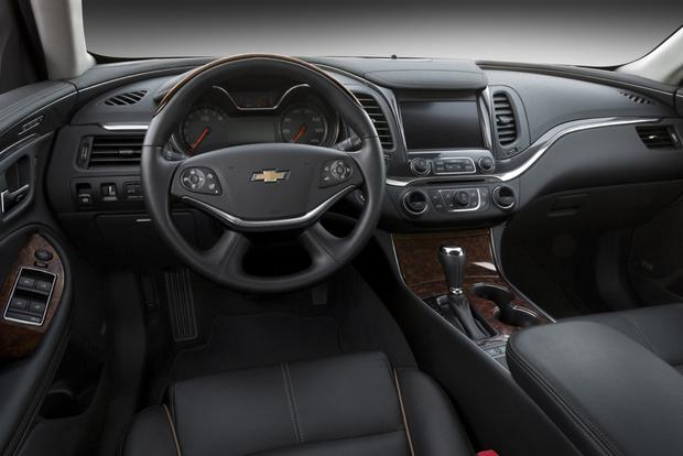 2014 Chevrolet Impala vs. 2014 Ford Taurus: Which is ...