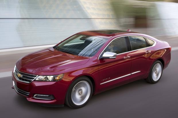 2014 Chevrolet Impala vs. 2014 Ford Taurus: Which is Better? featured image large thumb0