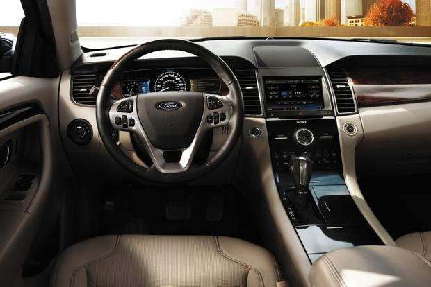 2014 Chevrolet Impala vs. 2014 Ford Taurus: Which is Better? featured image large thumb6