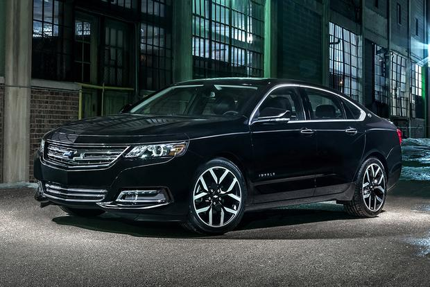 2017 Chevrolet Impala: New Car Review featured image large thumb0