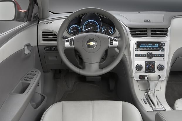2009 Chevrolet Malibu: Used Car Review featured image large thumb2